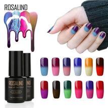 BAHYHAQ - 10Color Changing Gel Nail Polish Manicure Nail Art Nail Gel Polish 7ml - $2.24