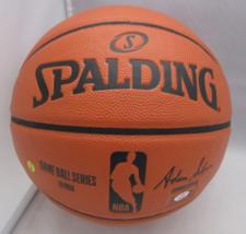 SHAQUILLE O'NEAL / NBA HALL OF FAME / AUTOGRAPHED FULL SIZE NBA BASKETBALL / COA image 4