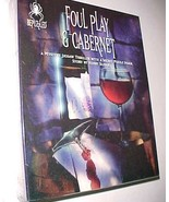 Be Puzzled Foul Play Cabernet 1000 Piece Mystery Jigsaw Puzzle Henry Sle... - $29.69