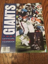 1991 NY GIANTS OFFICIAL WORLD CHAMPIONSHIP YEARBOOK ~ NFL FOOTBALL - $14.01