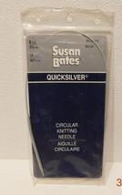 Susan Bates Quicksilver Circular Knitting Needle Size 5 - $5.04 CAD