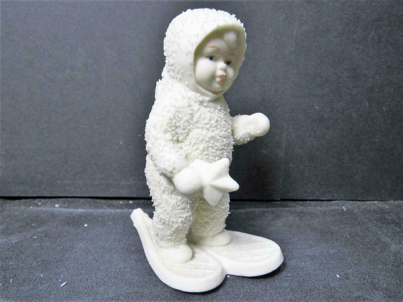"Primary image for ""A SPECIAL DELIVERY 7948-0"" Dept 56 D56 Snowbabies CHRISTMAS FIGURINE"