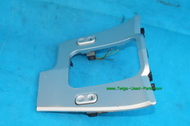 04-08 Chrysler CrossFire Cross Fire Trans Shifter Trim Power Window Switch Cover image 2
