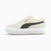 Puma suede women white shoes modern mayu - $196.02