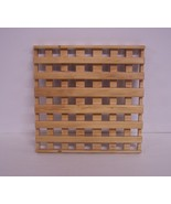 Trivet Handcrafted from Maple Hardwood - $18.00