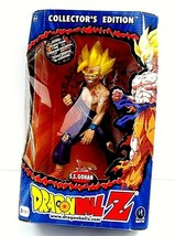 "SS Gohan 9"" Action Figure Dragon Ball Z Collector's Edition Irwin Toy SE... - $32.65"