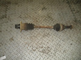 SUZUKI 2007 KING QUAD 450 4X4 LEFT REAR CV AXLE     PART 24,820 - $50.00