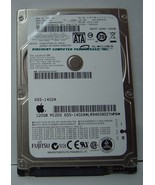 120GB 2.5in SATA-150 Laptop Drive FUJITSU MHY2120BH Free USA Ship Our Dr... - $19.95