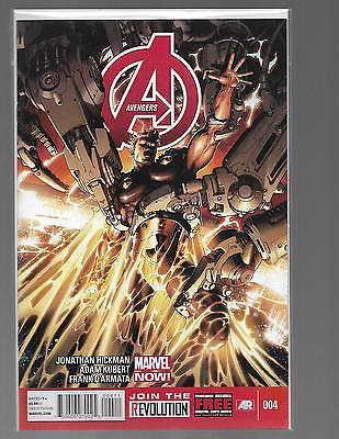 Primary image for Marvel Comics Avengers / 4 / #04 / 04 / Comic Book