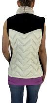 Calvin Klein Performance Women's Quilted Vest Cloud, S 7183-3 image 2