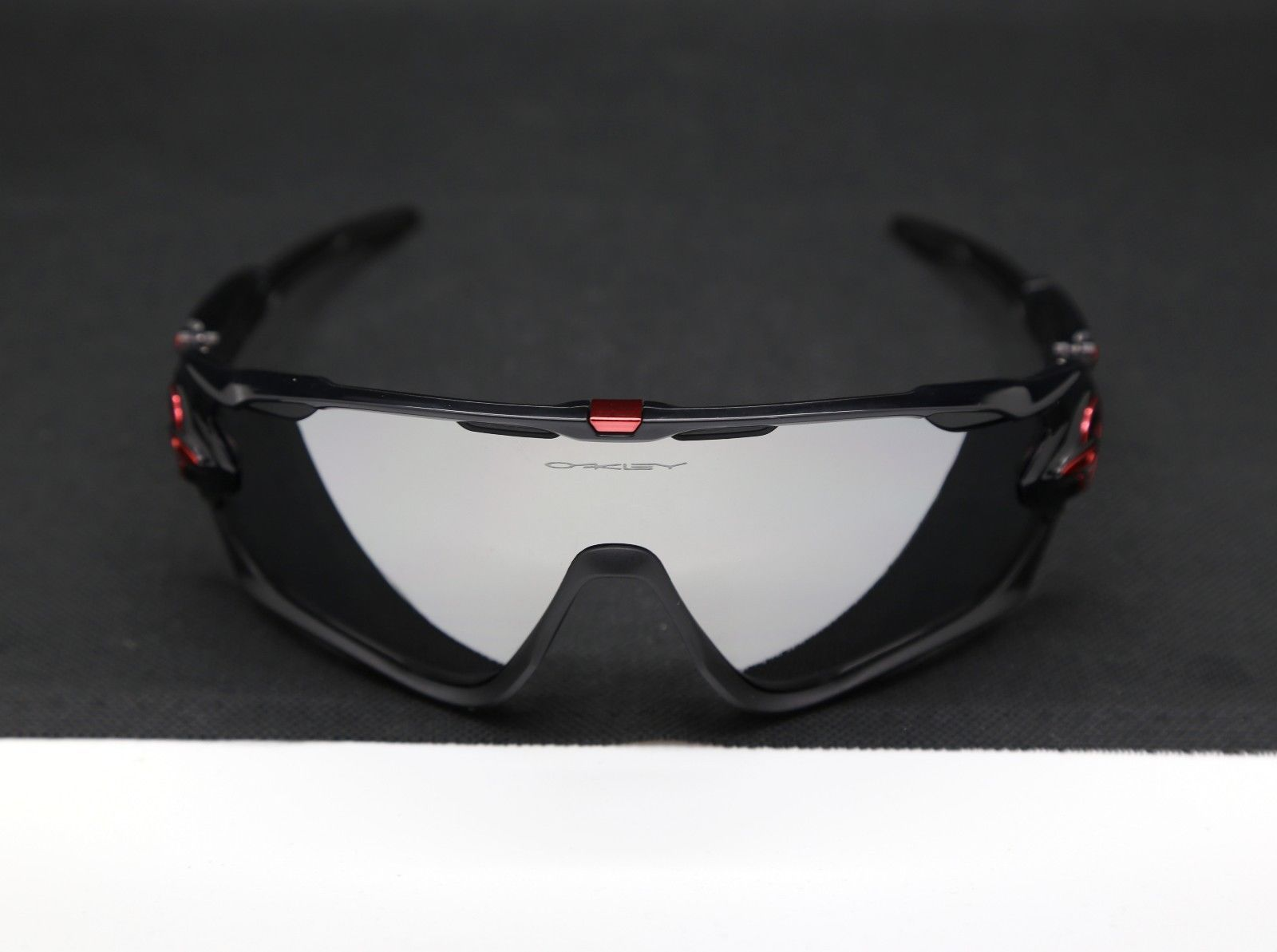 61628bc6fae Oakley Half Wire 2 0 Matte Black L Black Iridium Polarized ...