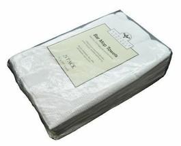 NEW1 Nouvelle Legende Cotton Bar Mop Ribbed Towels Commercial Grade 25-Pack - $25.73