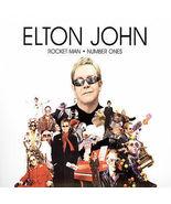 Elton John  (Rocket Man: Number Ones)  CD - $2.98