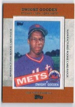 2013 Topps Commemorative Rookie Patch #RCP-18 Dwight Gooden NM-MT Mets - $22.72