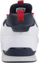 Lacoste Men's Premium Sport Menerva Elite 120 CMA Textile Sneakers Shoes image 13