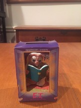 E.T. The Extra Terrestrial 1988 Bedtime Story Figure by Applause new in box NIB - $14.84