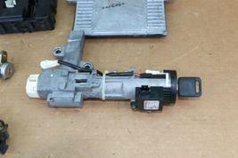 05 Nissan Xterra 4x4 ECU Computer Ignition Switch BCM Door Tailgate Key Locks image 3