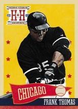 2013 Panini Hometown Heroes #64 Frank Thomas NM-MT White Sox - $0.79