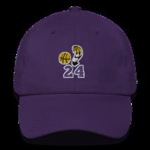 kb hat / mamba hat / basketball hat / Cotton Cap image 1