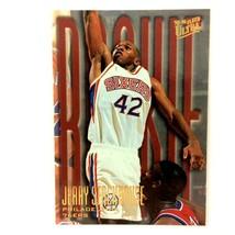 Jerry Stackhouse 1995-96 Fleer Ultra Rookie Card #289 NBA Philadelphia 7... - $1.93