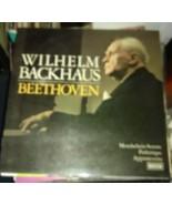 Beethoven Wilhelm Backhaus decca german LP - $19.99