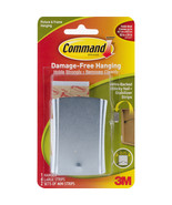 Command Wire-Backed Sticky Nail-1 Hanger, 4 Large Strips & 2 Mini Strips - $8.32