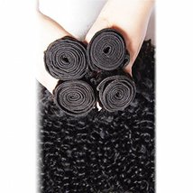 Beauty Forever Top Quality 8A Malaysian Jerry Curly Hair 1 Bundle Unprocessed Hu image 5