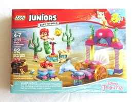LEGO Juniors 4-7 Yrs Ariel's Underwater Concert 10765 (92 Piece) Disney ... - $14.99
