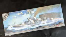 Academy Hms Warspite 1/350 Wwii 1943 Queen Elizabeth Class Battleship Model New - $65.44