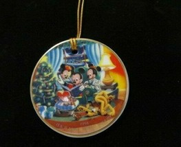 VINTAGE DISNEY COLLECTIBLES 1994 ORNAMENT A TALE OF THE CHRISTMAS FLYER ... - $12.99