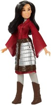 Disney Mulan Fashion Doll with Skirt Armor - $55.21