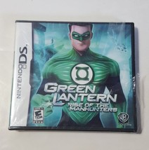 Green Lantern: Rise of the Manhunters - Nintendo DS NDS 2011 New Sealed - $18.76