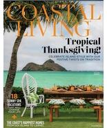 Coastal Living November 2016 NEW - $5.50