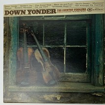 Down Yonder Vinyl 33rpm Record The Country Fiddlers RCA 1967 - $5.00