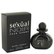 Sexual Noir by Michel Germain Eau De Toilette Spray 4.2 oz (Men) - $70.08