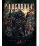POWERWOLF The Metal Mass Live JAPAN 2 DVD + CD EDITION - $64.99