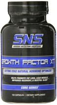 SNS Growth Factor XT, Cutting Edge Optimizer, 150 Capsules, Brand New - $41.99