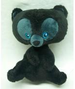 "Walt Disney Brave SOFT BLACK Hamish BEAR CUB BROTHER 6"" Plush STUFFED AN... - $16.34"