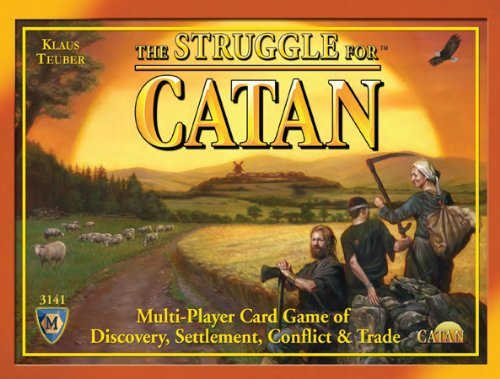 Mayfair Games Struggle for Catan