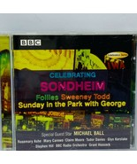 Celebrating Sondheim BBC Music CD - $14.40