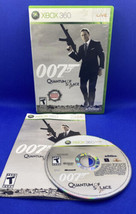 James Bond 007: Quantum of Solace (Microsoft Xbox 360, 2008) CIB Complete Tested - $19.58