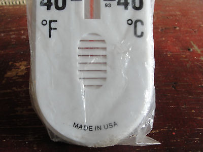 OKAUCHEE REDI-MIX SINCE 1957,advertise Construction co cement truck THERMOMETER