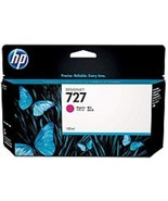 HP F9J77A T920/T2500 DesignJet Ink Cartridge - 2K Pages Yield - Magenta - $155.40