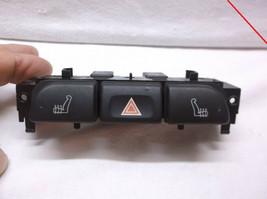 02-03-04-05-06 Jaguar X Type Heated SEAT/HAZARD/FLASHERS SWITCH/CONTROL Panel - $20.20