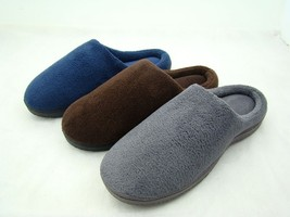 Men's Slippers. Autumn and Winter Thermal Cotton-Padded Memory Foam Slippers - $34.95