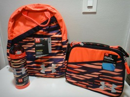Under Armour Girls Strom Favorite BackPack, Lunch Box, Vacuum Insulated Bottle  - $74.76