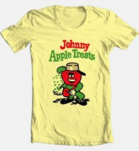 Johnny Appletreats T-shirt Free Shipping retro 80s candy cotton graphic tee image 1