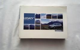 2005 Subaru Legacy Owners Manual 05127 - $14.80
