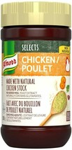 3PACK Knorr Selects POWDERED CHICKEN BOUILLON BROTH -200g Each FROM CANA... - $22.88