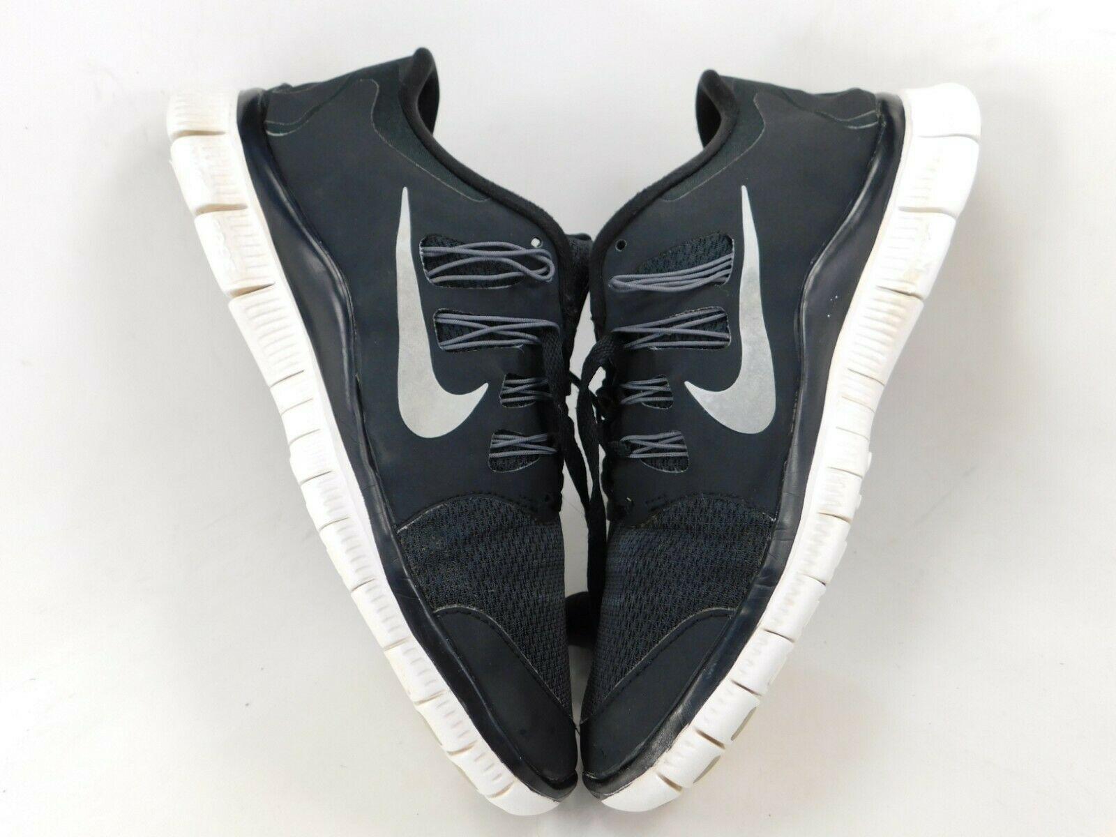 Nike Free 5.0+ Size US 9.5 M (D) EU 41 Women's Running Shoes Black 580591-002 image 6